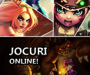 Jocuri online. Jocuri noi pe jocuri.recomandam.ro!