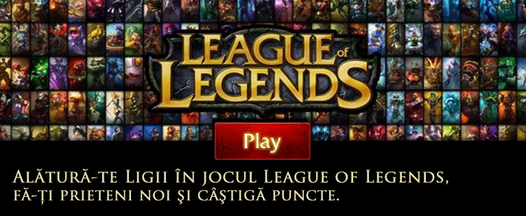 Alatura-te Ligii in jocul League of Legends height=315