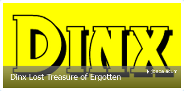 Dinx Lost Treasure of Ergotten